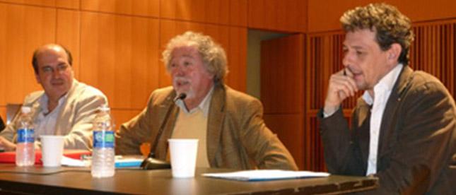 Presentación de la Fundación Miguel Delibes en Nueva York