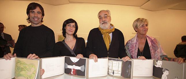 """Exposición """"Patria común. Delibes ilustrado""""."""