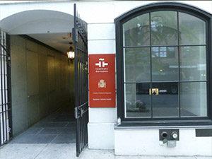 """""""Patria común. Delibes ilustrado"""" en el Instituto Cervantes de Nueva York"""
