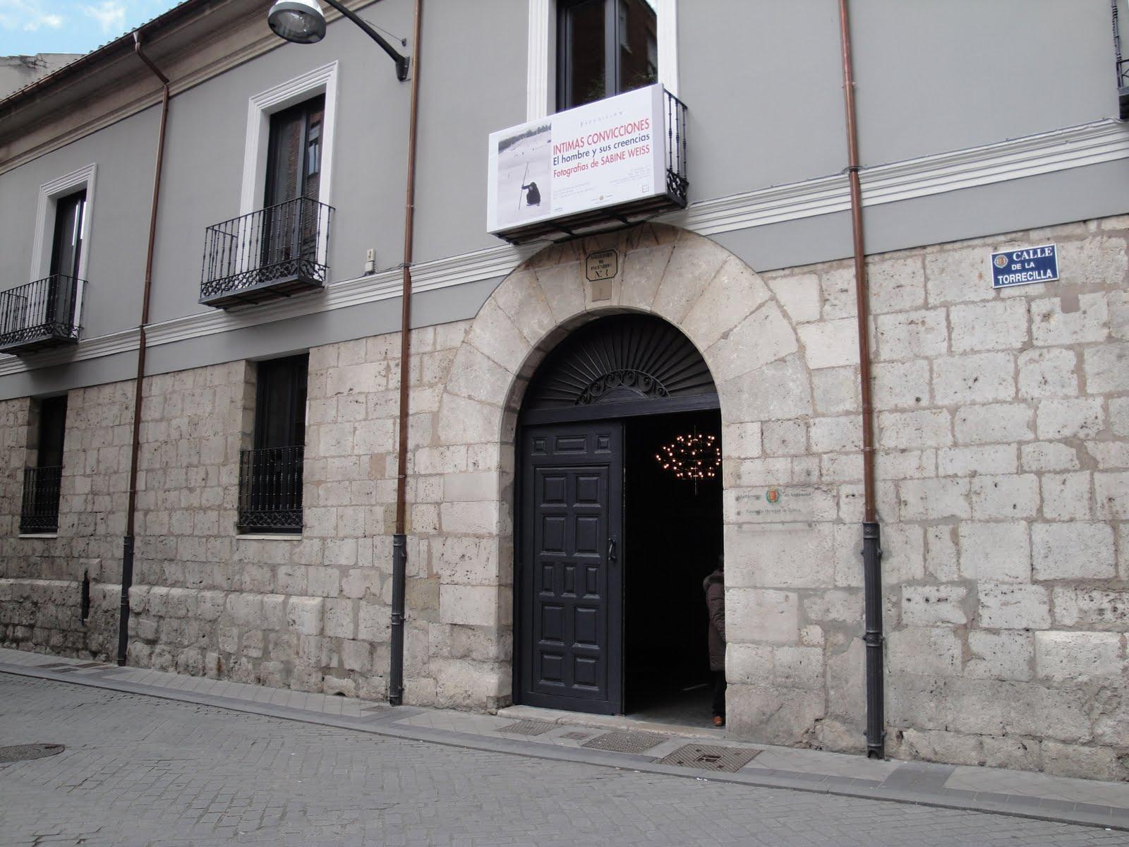 Casa Revilla. C/ Torrecilla 5. 47003 Valladolid
