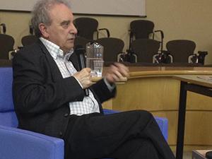 Manuel Longares en Bibliotecas de Escritores
