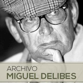 Archivo Miguel Delibes