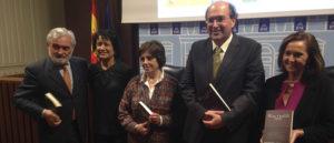"""Presentación en la BNE del libro """"Miguel Delibes/Gonzalo Sobejano. Correspondencia, 1960-2009″"""