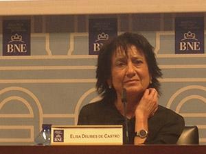 Elisa Delibes