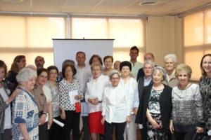 Fundación Delibes con el grupo