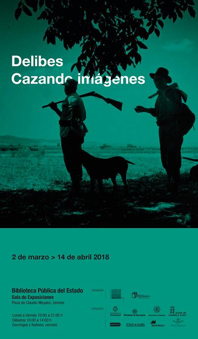 Cazando imágenes Miguel Delibes Zamora