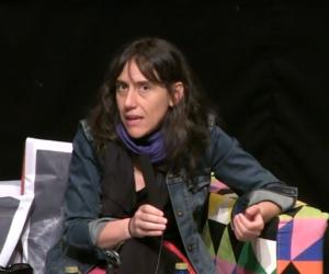 Ana Zamora, directora de Nao d`Amores