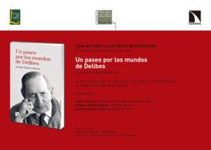 Obra editada por Los libros de la Catarata y la Fundación Miguel Delibes