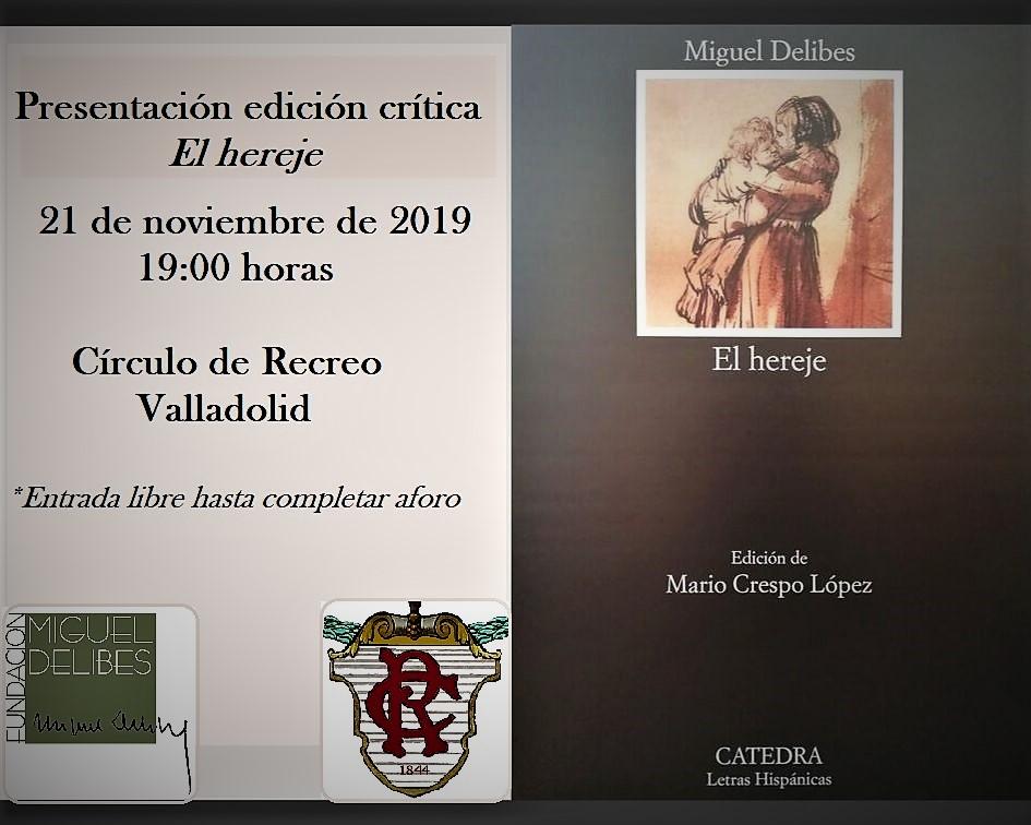 El hereje, por Mario Crespo