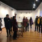 Inauguración de la exposición en Toro (Zamora)